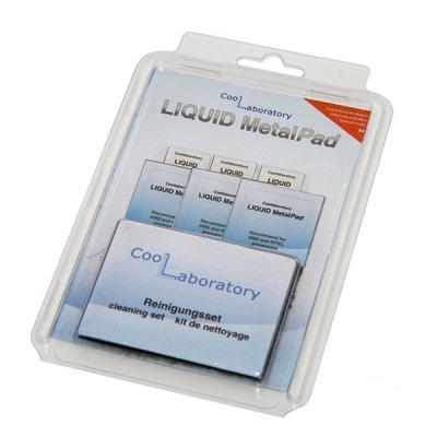 Термопаста Coollaboratory Liquid MetalPad 3xGPU + CS (CL-LMP-3GPU-CS)