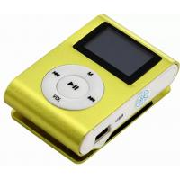 mp3 плеєр TOTO With display&Earphone Mp3 Green (TPS-02-Green)