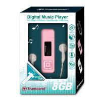 mp3 плеер Transcend T.sonic 330 8GB Pink (TS8GMP330P)