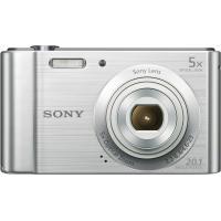 Цифровий фотоапарат SONY Cyber-Shot W800 Silver (DSCW800S.RU3)