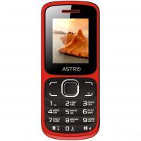 Мобільний телефон Astro A177 Red Black