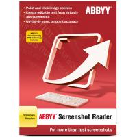 ПЗ для роботи з текстом ABBYY Screenshot Reader (ESD) for personal use (AB-05313-00)