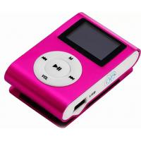 mp3 плеєр TOTO With display&Earphone Mp3 Pink (TPS-02-Pink)