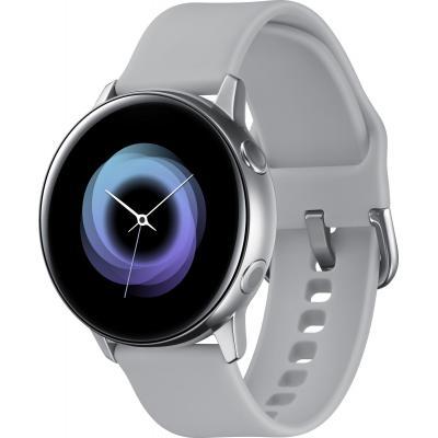 Смарт-часы Samsung Galaxy Watch Active Silver (SM-R500NZSASEK)