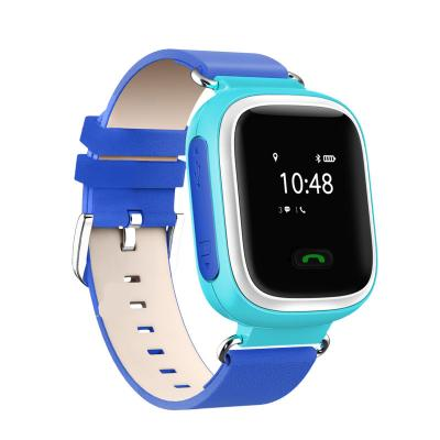 Смарт-часы GoGPS ME K10 Синие (К10СН)