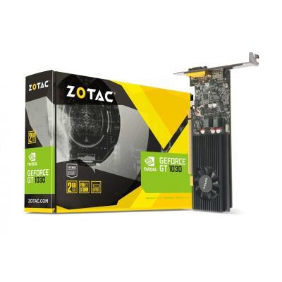 Видеокарта GeForce GT1030 2048Mb ZOTAC (ZT-P10300E-10L)