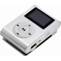mp3 плеєр TOTO With display&Earphone Mp3 Silver (TPS-02-Silver)