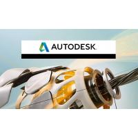 ПЗ для 3D (САПР) Autodesk Architecture Engineering & Constr Collection IC New Singl 3Y (02HI1-WW7891-T834)