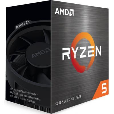 Процесор AMD Ryzen 5 5600X (100-100000065BOX)