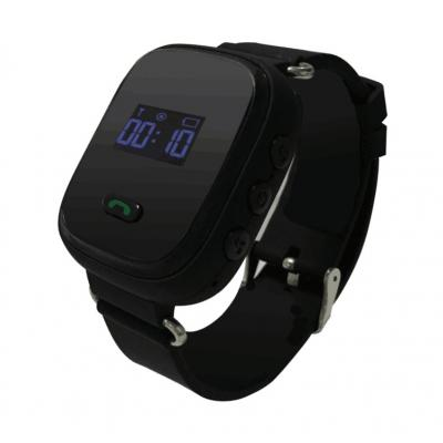 Смарт-часы GoGPS ME K10 Черные (К10ЧР)