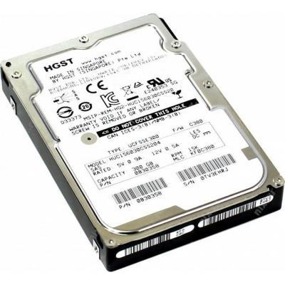 Жесткий диск для сервера 300GB WDC Hitachi HGST (0B30358 / HUC156030CSS204)