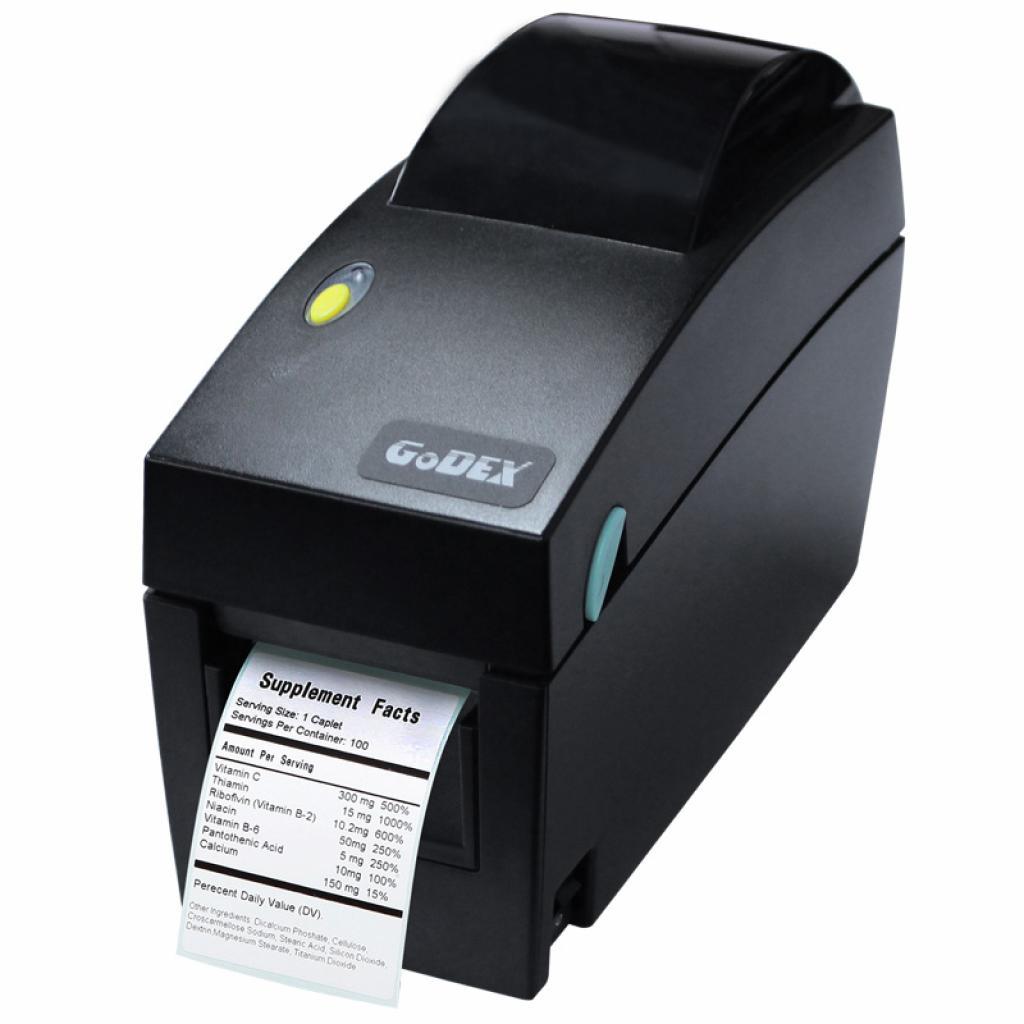 Принтер этикеток Godex DT2x (6044)