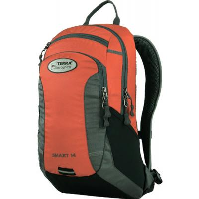 Рюкзак туристический Terra Incognita Smart 14 orange / grey