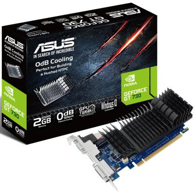 Видеокарта GeForce GT730 2048Mb ASUS (GT730-SL-2GD5-BRK)