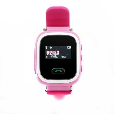 Смарт-часы GoGPS ME K11 Розовые (К11РЗ)