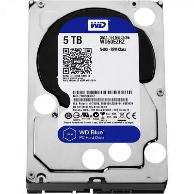 """Жесткий диск 3.5"""" 5TB Western Digital (# WD50EZRZ-FR #)"""