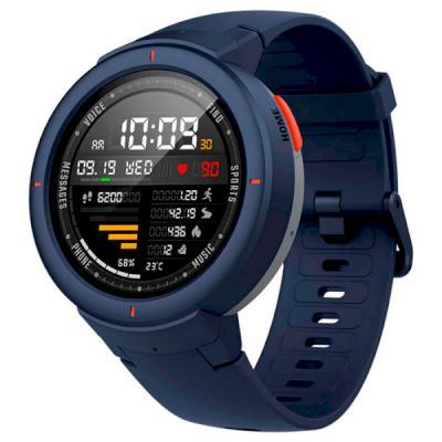 Смарт-часы Amazfit Verge Twilight Blue (Международная версия) (A1811TB)