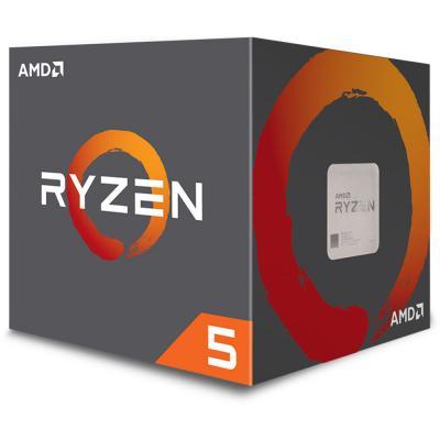 Процессор AMD Ryzen 5 1600 (YD1600BBAFBOX)