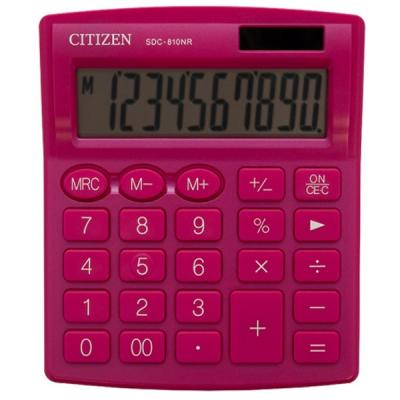 Калькулятор Citizen SDC810NRPKE