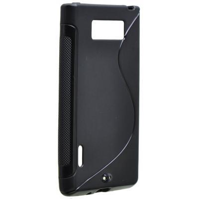 Чехол для моб. телефона Pro-case LG L7 dual black (PCPCL7B)
