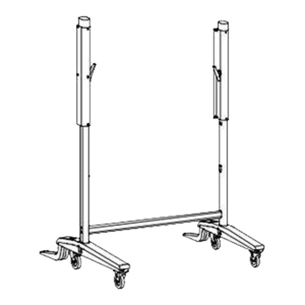 Подставка для интерактивной доски Smart Floor Stand 77