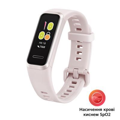 Фитнес браслет Huawei Band 4 Pearl White