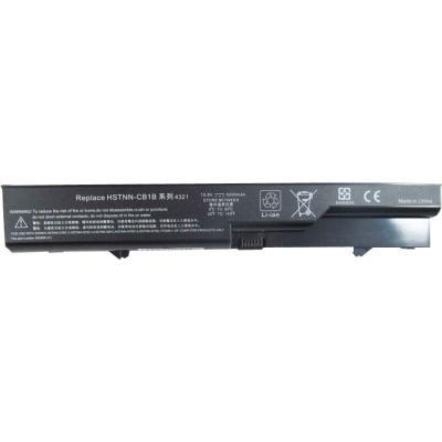 Аккумулятор для ноутбука Alsoft HP ProBook 4520s HSTNN-DB1A 5200mAh 6cell 10.8V Li-ion (A41455)