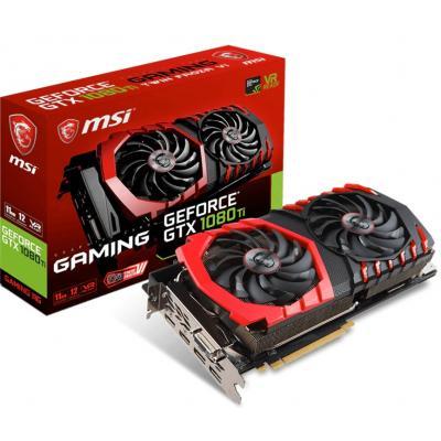 Видеокарта MSI GeForce GTX1080 Ti 11Gb GAMING (GTX 1080 Ti GAMING 11G)