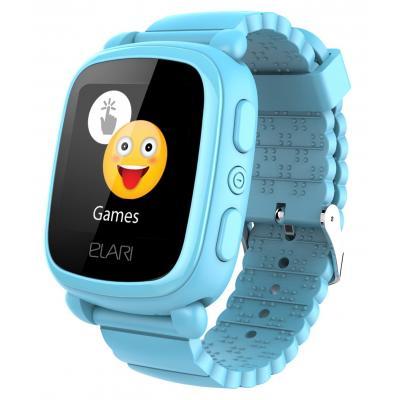 Смарт-часы ELARI KidPhone 2 Blue (KP-2BL)