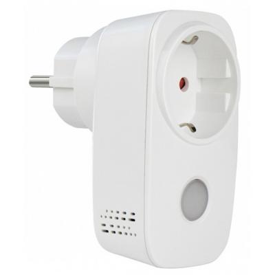 Выключатель беспроводной Broadlink Wi-Fi розетка SP Contros с таймером (Contros / 6924826700194)