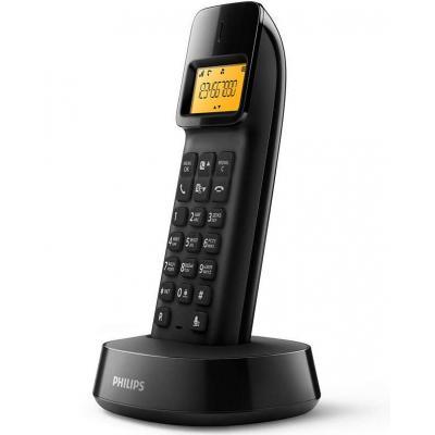 Телефон DECT PHILIPS D1401B/51