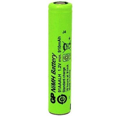 Аккумулятор GP AAA 91AAALH-B 910 mAh 1.2V * 1 industrial (GP 91AAALH-B / 2000700000049)