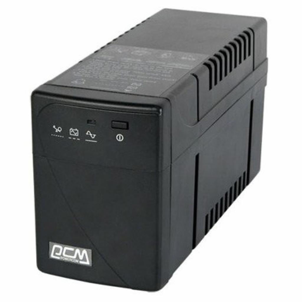 Источник бесперебойного питания BNT-600 Schuko Powercom (BNT-600 A Schuko)