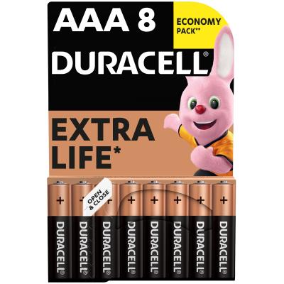 Батарейка Duracell AAA MN2400 LR03 * 8 (81417099)