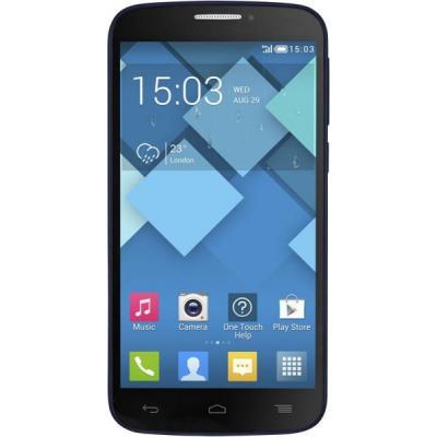 Мобильный телефон ALCATEL ONETOUCH 7041D (Pop C7) Bluish Black (4894461093482)
