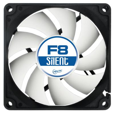 Кулер для корпуса Arctic F8 Silent (ACFAN00025A)