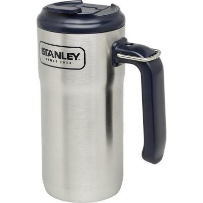 Термокружка Stanley Adventure Travel 0.47 Л Серая (6939236331050)
