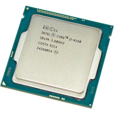 Процесор INTEL Core™ i3 4160 tray (CM8064601483644)