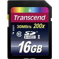 Карта пам'яті Transcend 16Gb SDHC class 10 (TS16GSDHC10)