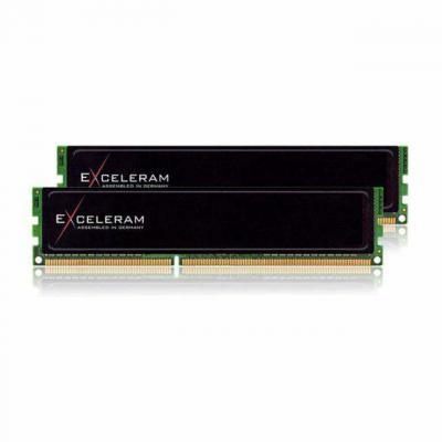Модуль памяти для компьютера DDR3 8GB (2x4GB) 1333 MHz eXceleram (E30115B)