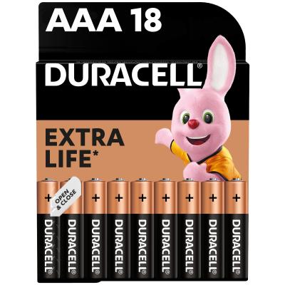 Батарейка Duracell LR03 MN2400 1x18 шт. (81422470)