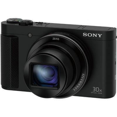 Цифровой фотоаппарат SONY Cyber-Shot HX90 Black (DSCHX90B.RU3)