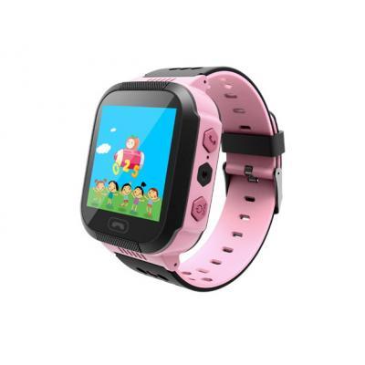 Смарт-часы GoGPS ME К12 Розовые (К12РЗ)