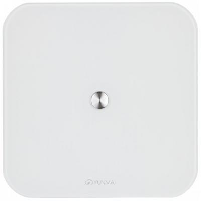 Весы напольные YUNMAI SE Smart Scale White (M1680)