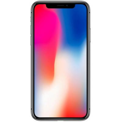 Мобильный телефон Apple iPhone X 256Gb Silver (MQAG2FS/A)