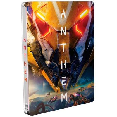 Игра SONY Anthem Limited Steelbook Edition [PS4, Russian subtitles] (2018789)
