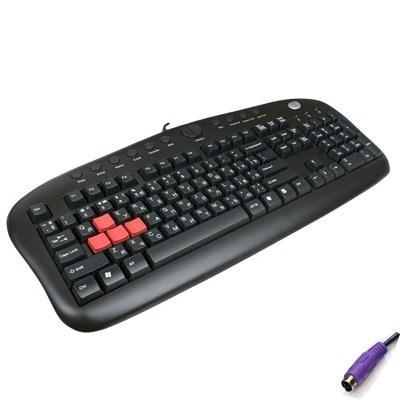 Клавиатура A4tech KB-28G-PS/2