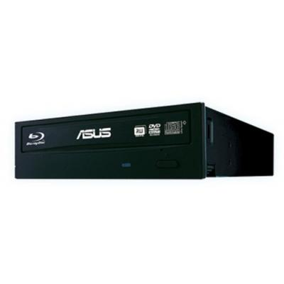 Оптический привод Blu-Ray/HD-DVD ASUS BC-12D2HT Black Retail