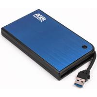Карман зовнішній AgeStar 3UB 2A14 (Blue)