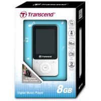 mp3 плеер Transcend T.sonic 710 8GB White (TS8GMP710W)